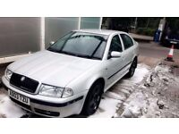 Skoda Octavia 1.9TDI 2003 only 102k miles vw golf alloys drives perfect £700 ono