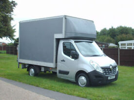 Renault Master 2.3 DCI 125PS LUTON WITH TAILLIFT SILVER LOW MILES