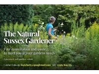 The Natural Sussex Gardener