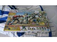 Lego KREO transformers set RRP: 100 Built Once! In box with instructions!