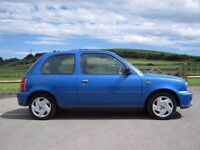 1.0 Nissan Micra 3Doors Manual With 12 Month MOT PX Welcome