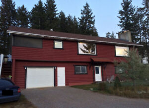 For Sale - 4 Bedroom, 3 Bathroom House on ½ Acre - in Golden BC