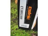 1500mm CTJ851500 thin cavity wall lintel & 1500mm CN5XA1500INS steel box lintel used on new build