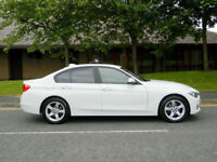 2014 BMW 320 2.0TD ( 184bhp ) 4X4 ( s/s ) Auto d xDrive SE WITH SATNAV+LEATHER++
