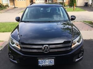 2016 VW Tiguan 11600Kms with 5 Yrs Gold star warranty