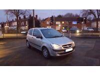 Hyundai Getz 2009 1.4 Petrol Low Mileage