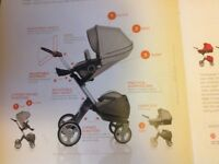 Stokke Textile Set (plus extras)