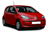 VOLKSWAGEN UP 1.0 Take Up (red) 2014