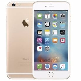 IPHONE 6 64GB GOLD- very good condition