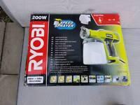 Ryobi speed paint sprayer ssp100 200w
