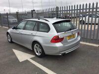 2008 BMW 3 Series 2,0 litre 5dr estate 1 owner FSH