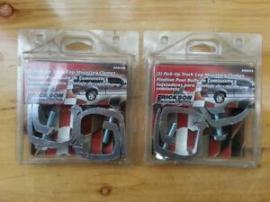Pick Up Truck Cap Mounting Clamps