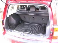 Jeep Patriot Anti-Slip Rubber Boot Mat/Liner