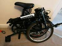 Dahon vittesse speed 8 folding bike