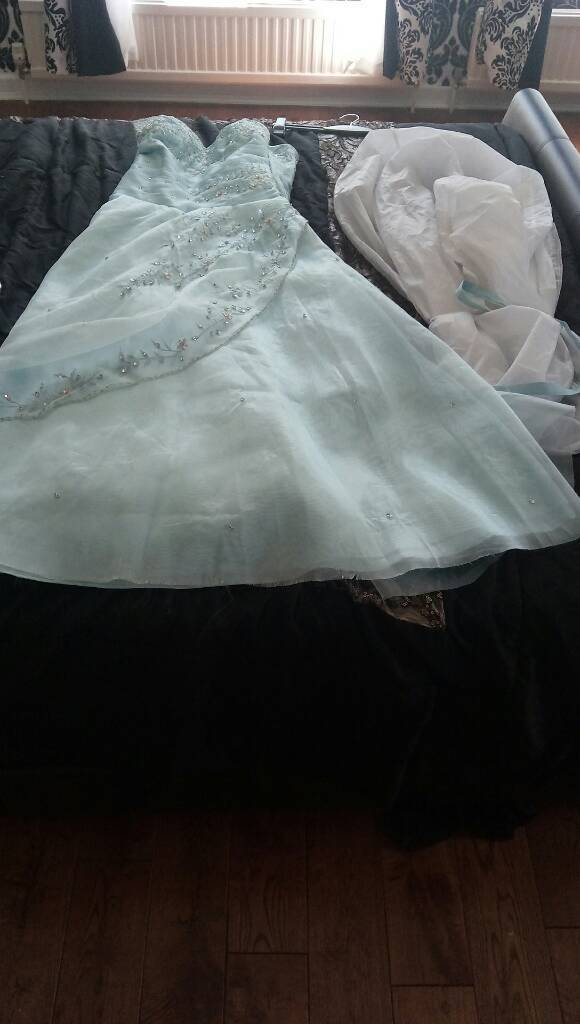 Prom dress for salein Norwich, NorfolkGumtree - Prom dress for sale only worn once comes with under skirt
