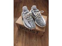 Adidas Yeezy Boost 350 V2 Zebra UK 8.5