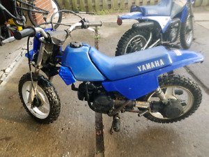 2001 Yamaha PW50 Mini Dirt Bike