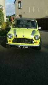 R1 mini kit car 1964 mini cooper s trackday car