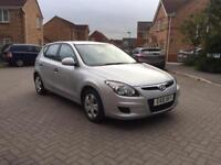2010 HYUNDAI I30 CLASSIC 12 MONTH MOT FULL SERVICE HISTORY LOW MILEAGE LADY OWNER FULL HPI CLEAR