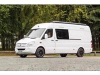 Mercedes sprinter motorhome/racevan/campervan