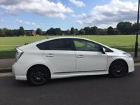 PCO CAR 2011 Toyota Prius anniversary pearl white, 2 owner, 12 pco 12 mot, 88k f/s/h, hpi clear 100%