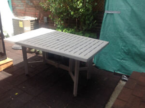 Patio Table Must Sell Today!!! $60 or best offer