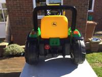 Child's electric Tractor