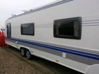 Hobby VIP collection caravan