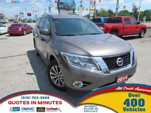 2014 Nissan Pathfinder SV | AWD | BACKUP CAM | BLUETOOTH