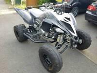 Yamaha Raptor 700R Special Edition