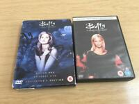 Buffy the Vampire Slayer season 1 & 2