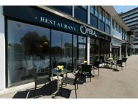 STAFF needed for a New Luxery Italian restaurant in Romford
