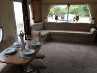WOW! GREAT VALUE STATIC CARAVAN FOR SALE *** COOPERS BEACH ***