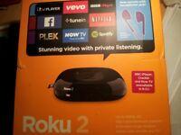 Roku 2 box - as new