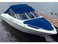 Campion allante 505 bow rider speed boat