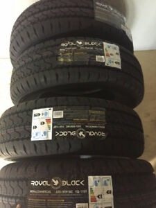 Brand new summer tires 225/65/r16