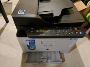 SamsungXpress C480FW Color All-in-One Laser Printer