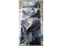 3 x Mercedes Benz Branded Short Sleeve medium shirts New in original packaging