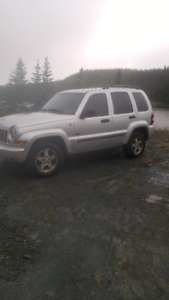 2007 Jeep Liberty Other