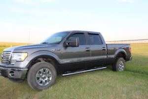 F150 ECOBOOST SUPERCREW WITH EXTENDED WARRANTY