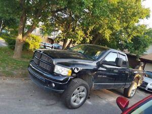 Lifted 2004 Dodge Ram 1500 5.7l 4x4 - Certified
