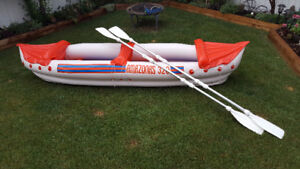 Awesome 2 person inflatable Kayak