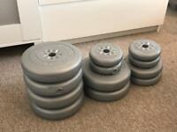 York Weight Plates 40kg