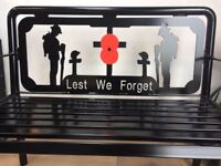 Remembrance Bench