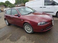 Alfa Romeo 1.6 Petrol T-Spark Lusso 2008 year