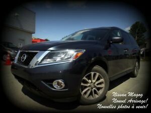 2013 Nissan Pathfinder S + UN PROPRIO + 7 PASSSAGERS + WOW!!!