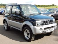 2004 suzuki jimny jeep with only 63000 miles, motd august 2018, fsh excelent example