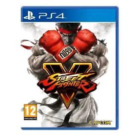 Street Fighter V 5 for PlayStation 4