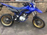 Yamaha WR 125 X 2011 61 plate supermoto
