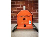 Centurion QF Wheel Lock / Clamp - to secure caravan or trailer